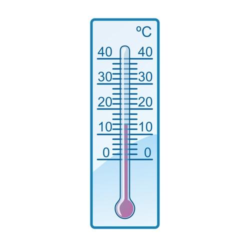 Декоративный термометр